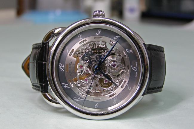the latest 56bdf 83ebe HERMÈS Arceau Automatic オーバーホール   渋谷で時計修理 ...